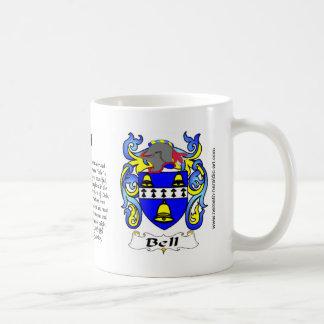 Bell Crest mug