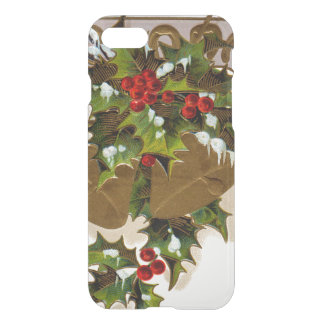 Bell Holly Snow Gold Horseshoe iPhone 7 Case