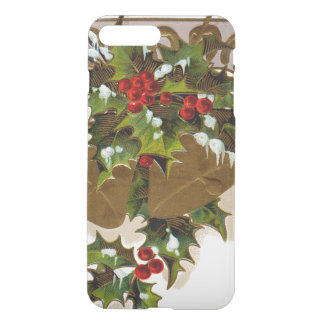 Bell Holly Snow Gold Horseshoe iPhone 7 Plus Case