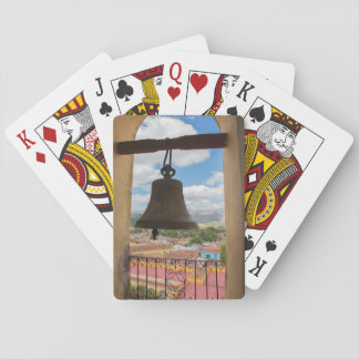 Bell in a church tower, Cuba Playing Cards