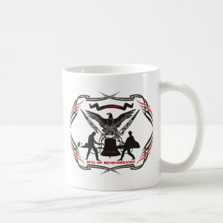 BELL OF REMEMBRANCE COFFEE MUG