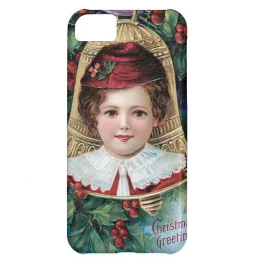 Bell on Christmas Tree iPhone 5C Covers