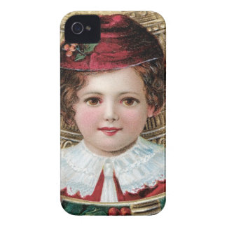 Bell on Christmas Tree iPhone 4 Cover