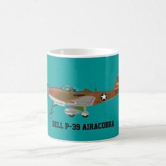Bell P39 Airacobra Bell Airacobra Coffee Mug