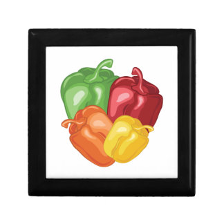 Bell Peppers Gift Box