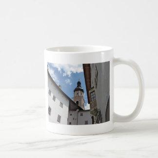 Bell tower Castelrotto Coffee Mugs