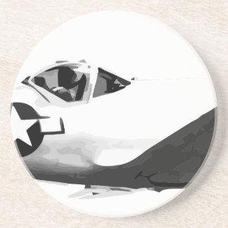Bell_XP-77_in_flight_(SN_43-34916) Coaster