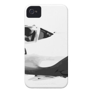 Bell_XP-77_in_flight_(SN_43-34916) iPhone 4 Cover