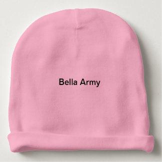 Bella Army hoodie Baby Beanie