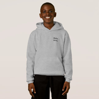 Bella army sweater