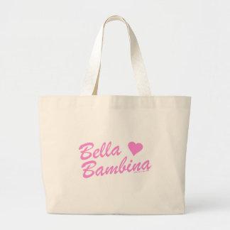 BELLA BAMBINA LARGE TOTE BAG