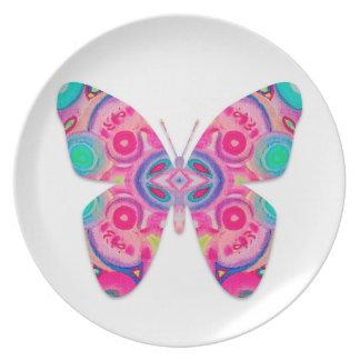 Bella Butterfly Plate