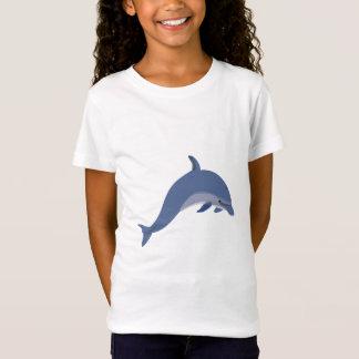 Bella+Canvas Fitted Babydoll p Goufinho Girls T-Shirt