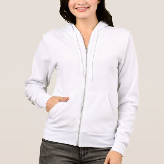 Bella+Canvas Fleece Raglan Zip Hoodie