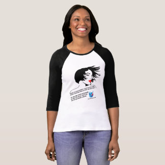 Bella Feminine Leaders Raglan T-Shirt