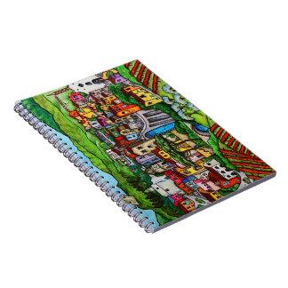 Bella Guardia Notebooks