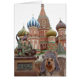 Bella In Moscow Card