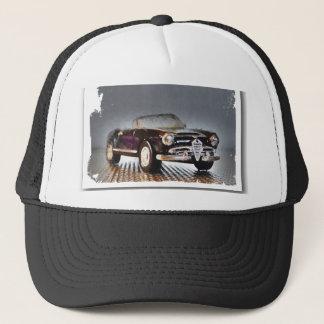 BELLA ITALIA - Digitally Work Jean Louis Glineur Trucker Hat