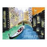 Bella Italia Postcard