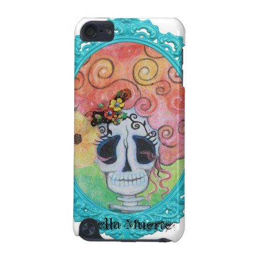 Bella Muerte, Dia de los Muertos iPod Touch 5G Case
