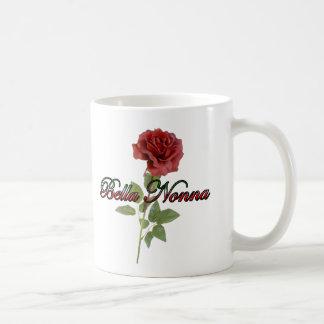 Bella Nonna (Beautiful Italian Grandmother) Classic White Coffee Mug