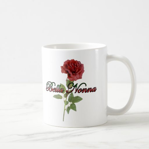 Bella Nonna (Beautiful Italian Grandmother) Coffee Mug