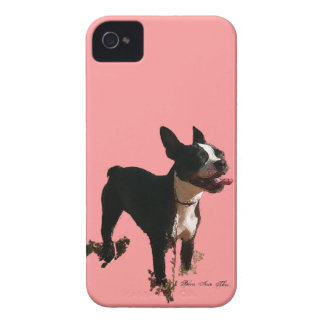 Bella the Boston Terrier - Iphone 4 / 4S Case