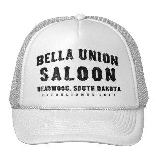 Bella Union Saloon Cap
