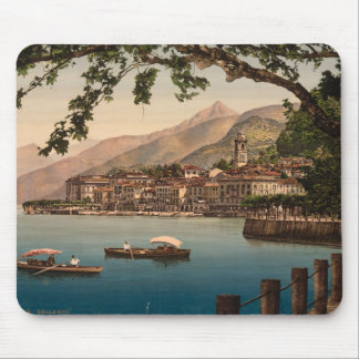 Bellagio I, Lake Como, Lombardy, Italy Mouse Pads