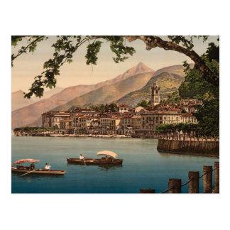 Bellagio, Lake Como Postcard