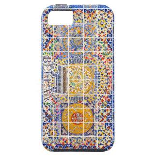 BellaIV - Piastrelle II Tough iPhone 5 Case