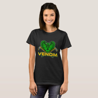 Bellamy 24 - Women's Venom Player Basic T-Shirt