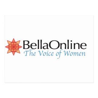 BellaOnline Postcard