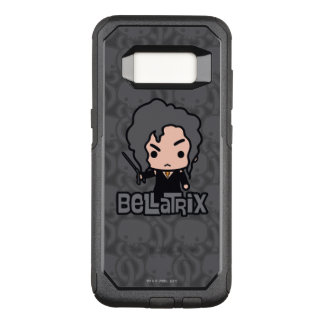 Bellatrix Cartoon Character Art OtterBox Commuter Samsung Galaxy S8 Case