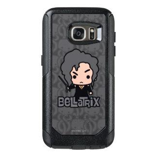 Bellatrix Cartoon Character Art OtterBox Samsung Galaxy S7 Case