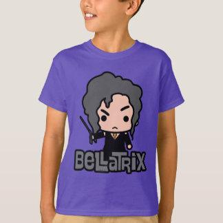 Bellatrix Cartoon Character Art T-Shirt