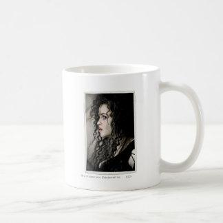 Bellatrix Lestrange 2 Basic White Mug