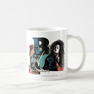 Bellatrix Lestrange 6 Basic White Mug