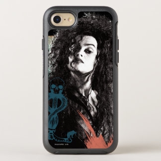 Bellatrix Lestrange 6 OtterBox Symmetry iPhone 8/7 Case
