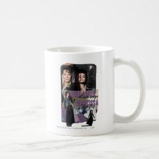 Bellatrix Lestrange and Narcissa Malfoy Basic White Mug