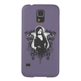 Bellatrix Lestrange Dark Arts Design Case For Galaxy S5