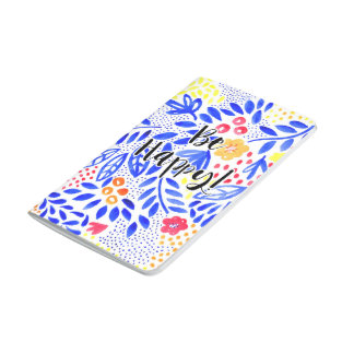 Belle Be Happy Pocket Journal