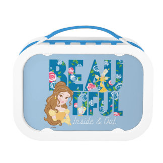 Belle | Beautfiul Inside & Out Lunch Box