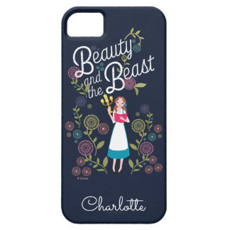 Belle | Beauty And The Beast Barely There iPhone 5 Case