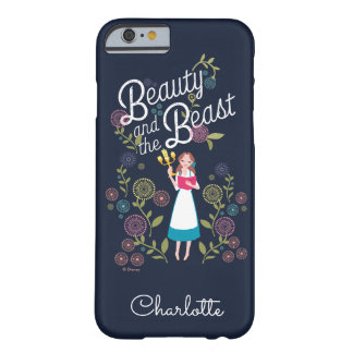 Belle | Beauty And The Beast Barely There iPhone 6 Case
