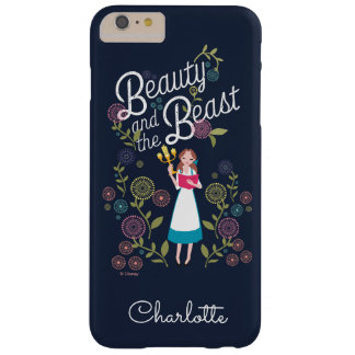 Belle | Beauty And The Beast Barely There iPhone 6 Plus Case