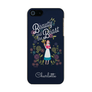 Belle | Beauty And The Beast Incipio Feather® Shine iPhone 5 Case