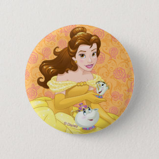 Belle   Besties Chill Together 6 Cm Round Badge
