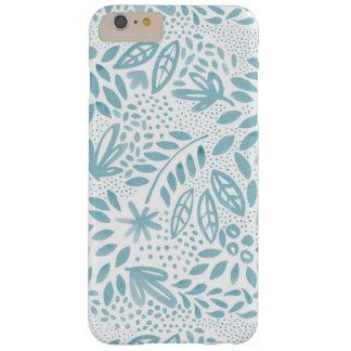 Belle Blue Floral Phone Case