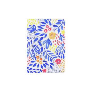 Belle Bold Floral Passport Holder